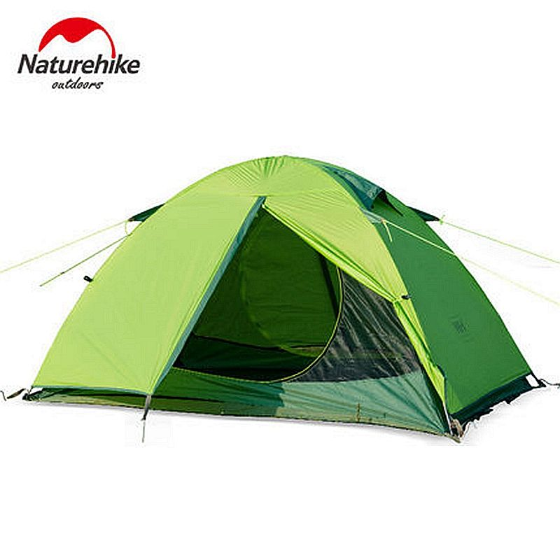 $92.00 | Buy 1.7KG Naturehike Ultralight C&ing Tent 2 Person 20D Silicone Fabric Double Layers  sc 1 st  Pinterest & $92.00 | Buy 1.7KG Naturehike Ultralight Camping Tent 2 Person 20D ...