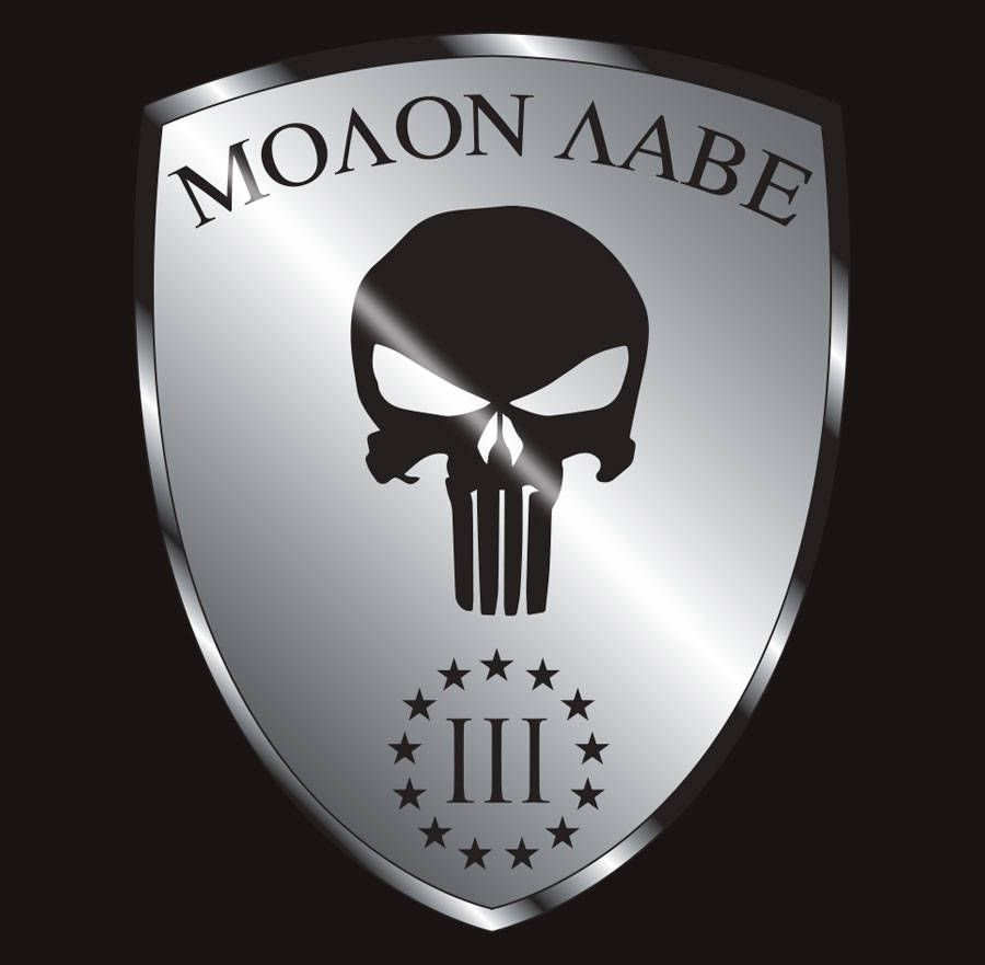 Pin On Molon Labe