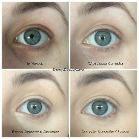 Miracle Product How To Get Rid Of Dark Under Eye Circles Becca