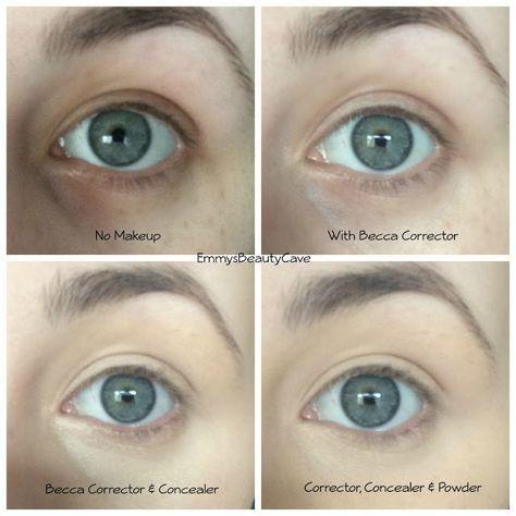 becca under eye brightening corrector