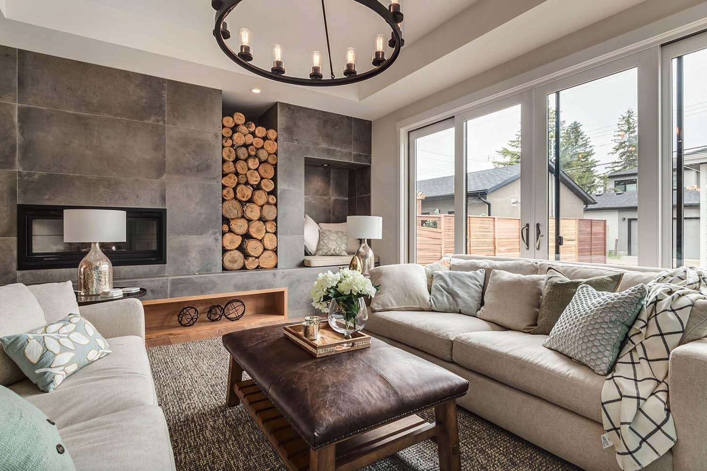 Interior design home cottage - Calgary Home Radiates With Fresh Modern Farmhouse Style