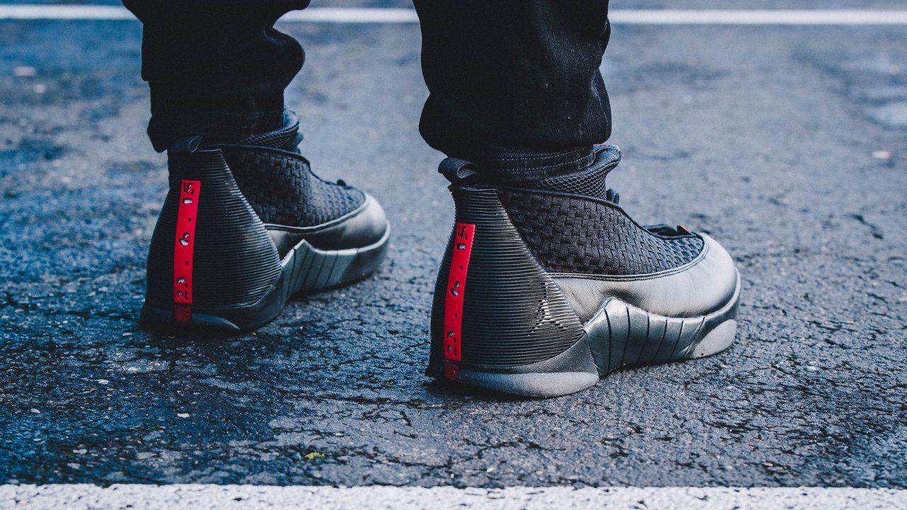 insidesneakers • Air Jordan XV Retro OG