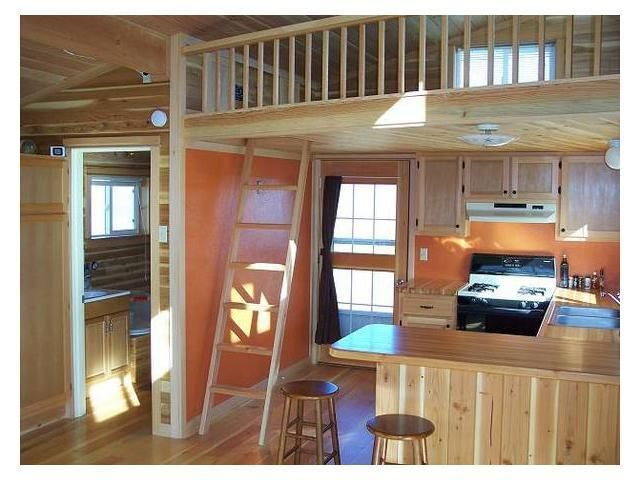 Cabin Shed With Loft : Small shed roof cabin with loft google search little