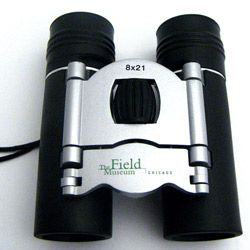 Spring has sprung – just in time for Take a Walk in the Park Day (3/30)! Don't forget your handy Field Museum binoculars $21