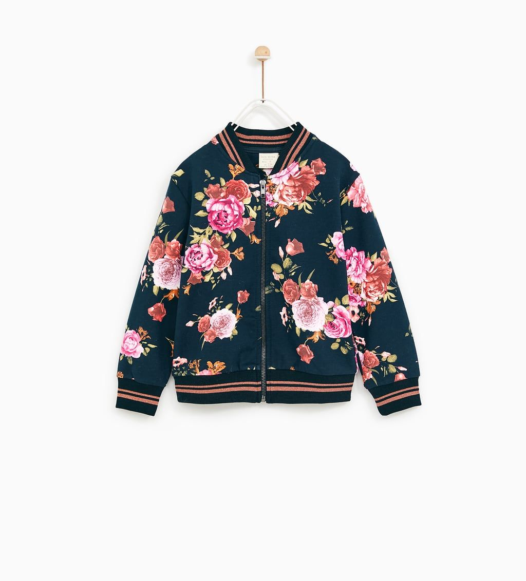 VELOUR FLORAL SWEATSHIRT-JOGGING-GIRL  b78e24aa383