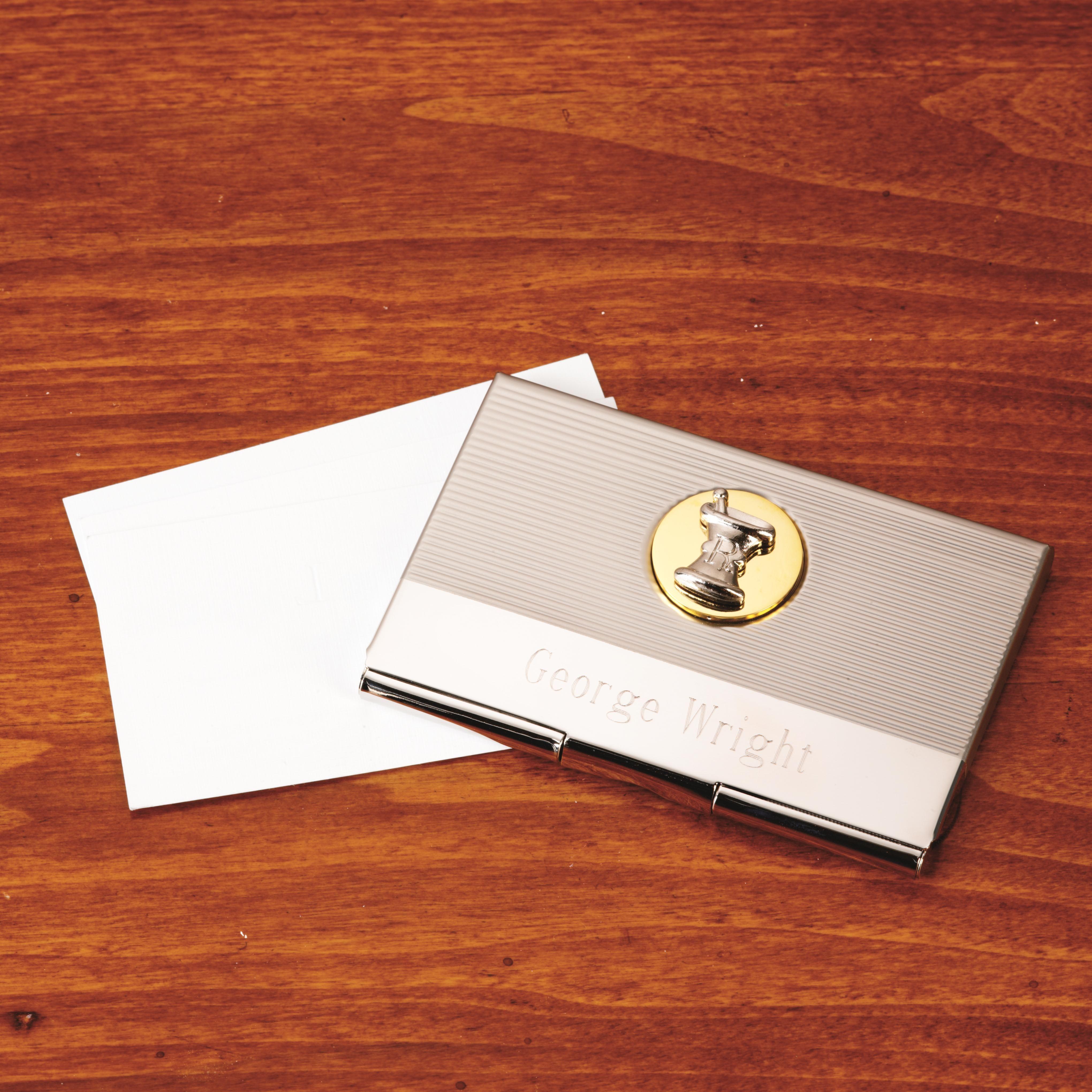 Mortar & pestle business card holder | Thank You Ideas | Pinterest ...
