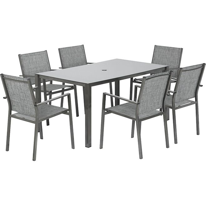 $299 For The Set. Stackable Chairs. | Live. | Pinterest | Dining Sets,  Manhattan And Backyard