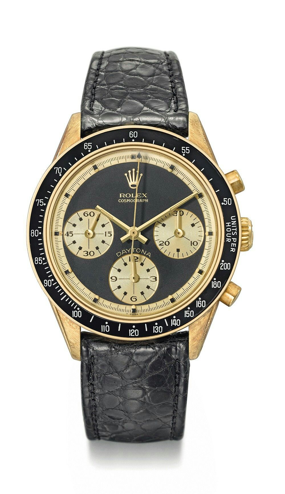 7d83b333960 Lot 216  Gold Daytona