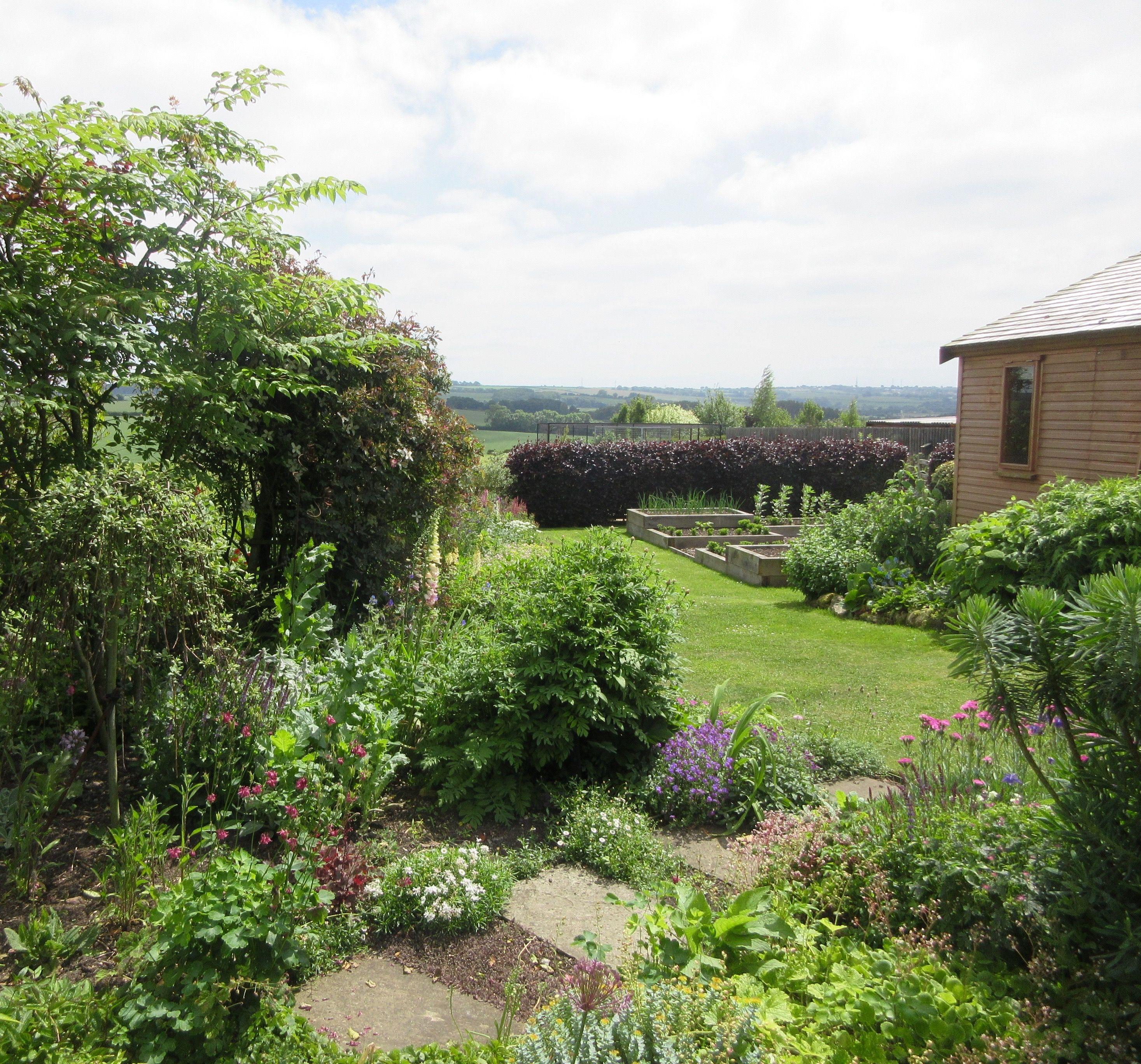 Mill Farm Garden Grasby