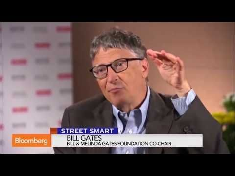 Has bill gates invested in bitcoin