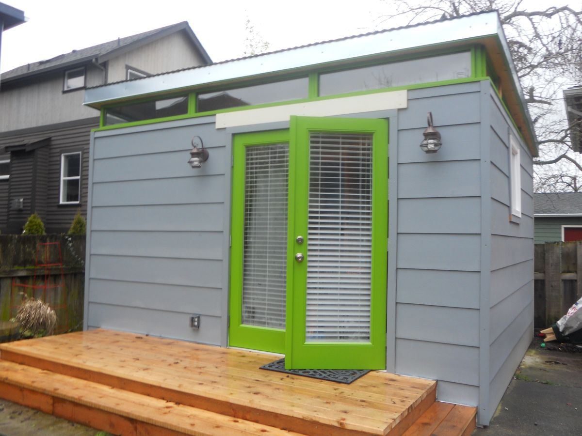 ^ 1000+ images about Modern Shed & iny House on Pinterest