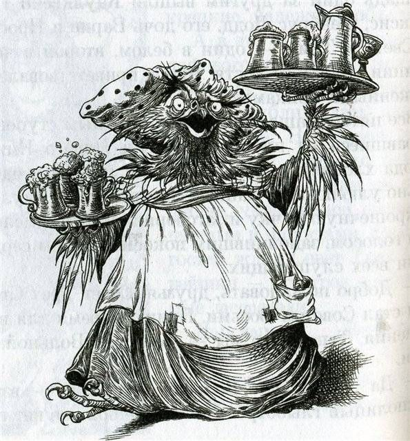 Иллюстрация 7 из 15 для Вольная Пустошь - Стюарт, Ридделл ...