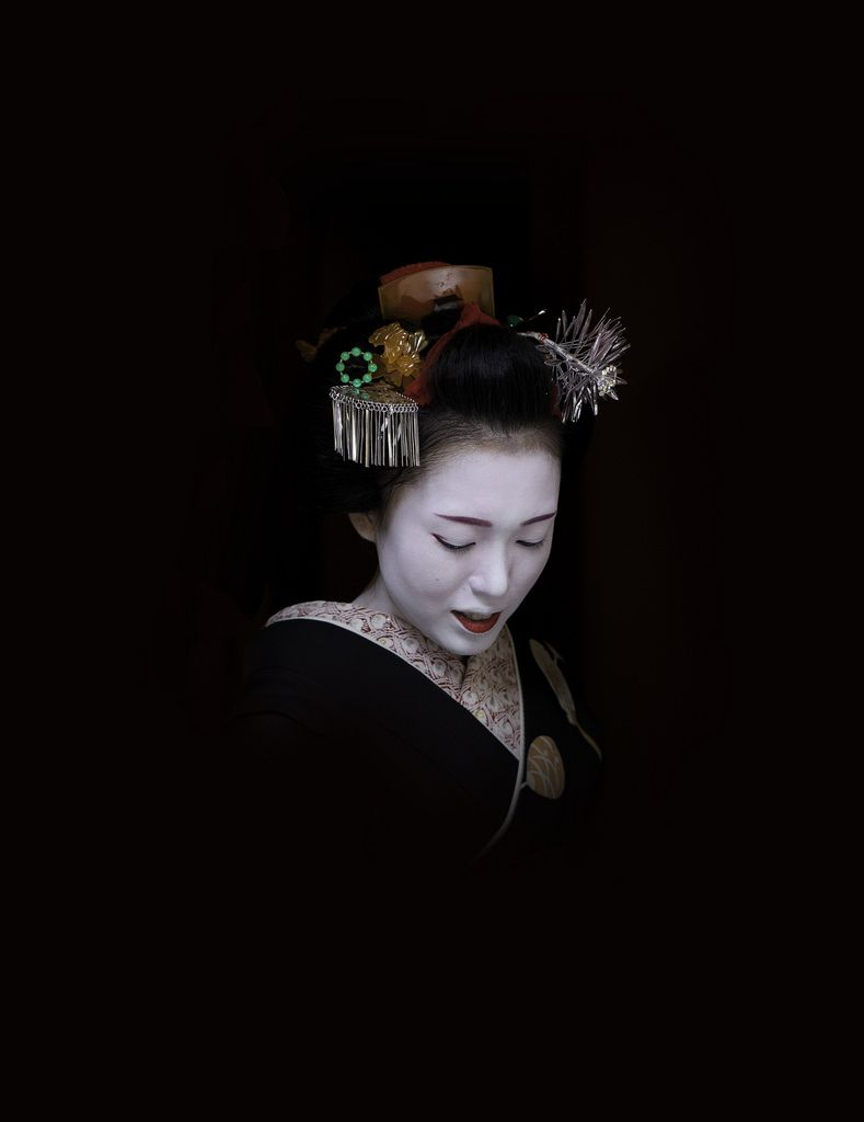Hassaku 2014: maiko Katsusen of Gion Kobu by Sam Ryan on Flickr