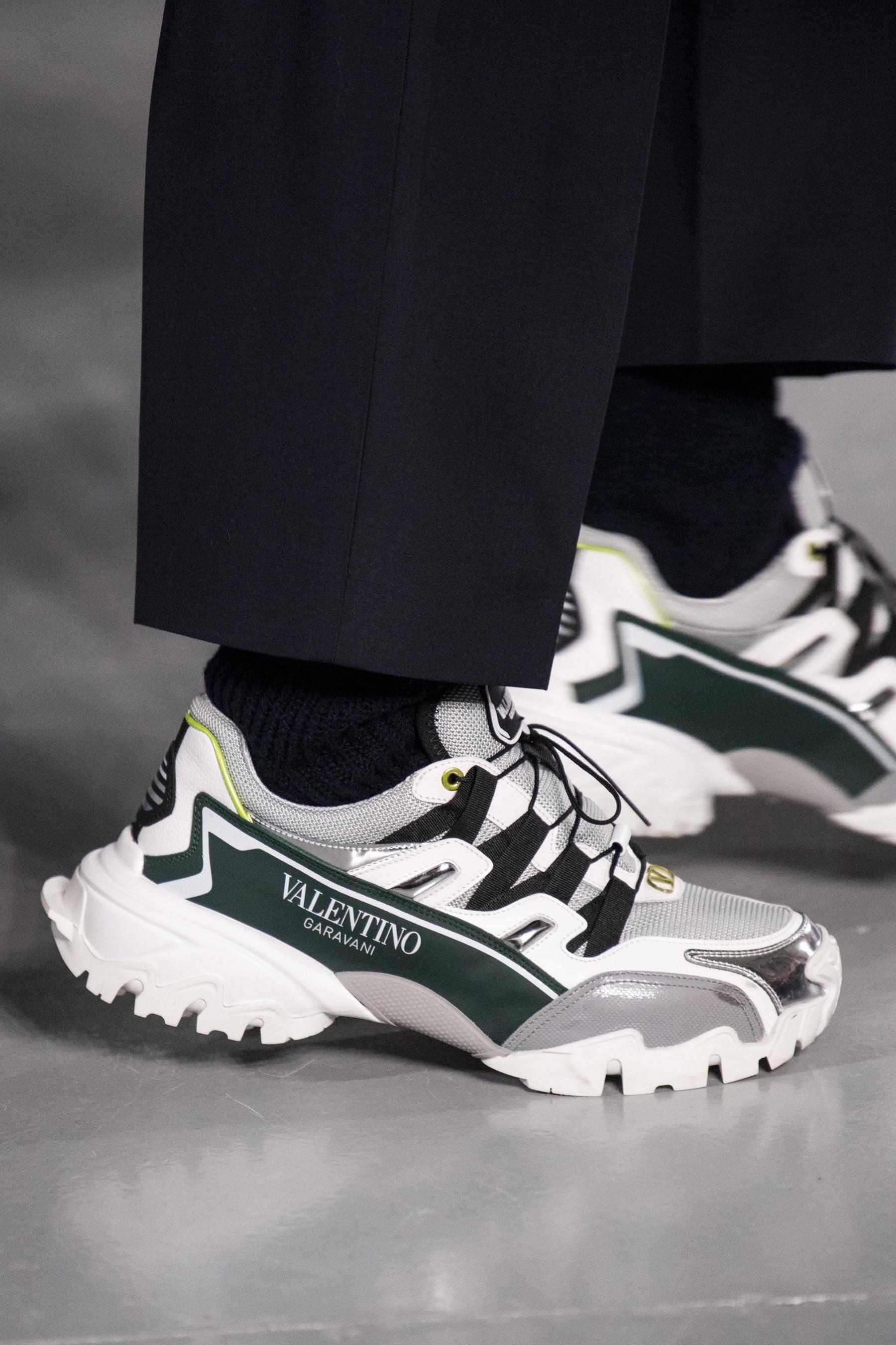 신발 Automne Valentino Hiver HommeChaussures 2019 Défilé 2020 kPn0wO8X