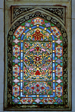 Examples Of Stained Glass Windows In Mimar Sinan S Work