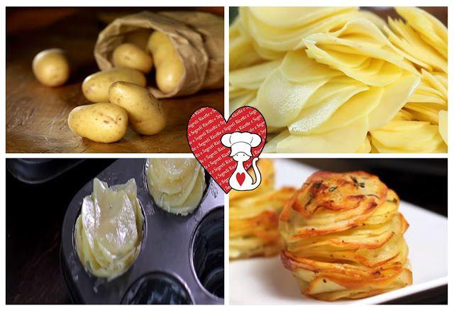 Ricette e Segreti in Cucina : Ricette San Valentino - Millefoglie di ...