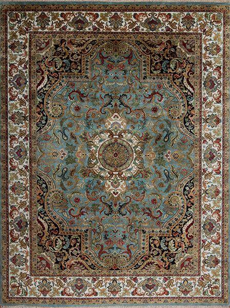 Golden Age Jewel Samad Hand Made Carpets