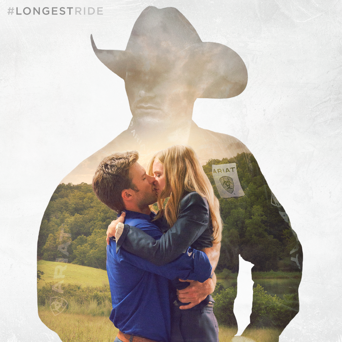 She wasn't like other girls. He was anything but a safe choice. See Britt Robertson and Scott Eastwood in The Longest Ride, now playing.