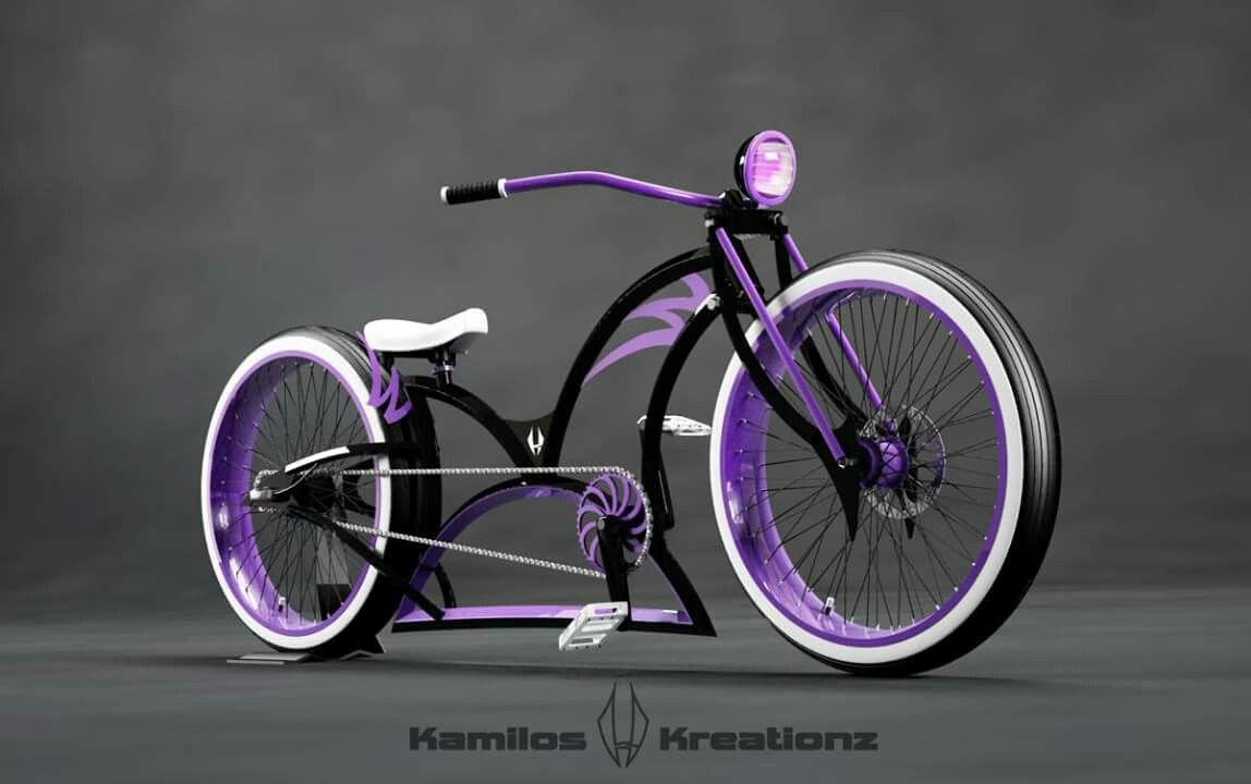 pingl par jamie holton sur bicycle pinterest v los cruiser velo chopper et vtt. Black Bedroom Furniture Sets. Home Design Ideas