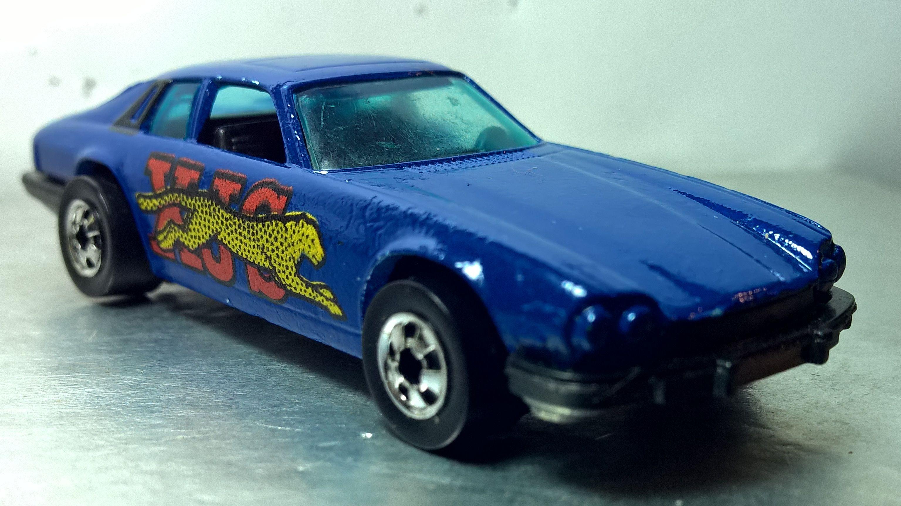 Jaguar Main Line >> Jaguar Xjs Mainline 1981 15 Hot Wheels Collection