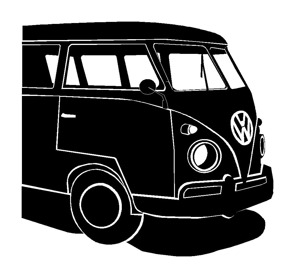 Grand Theft Auto Ausmalbilder : Vw Bus Silhouette Art Pinterest Vw Bus Vw And Volkswagen