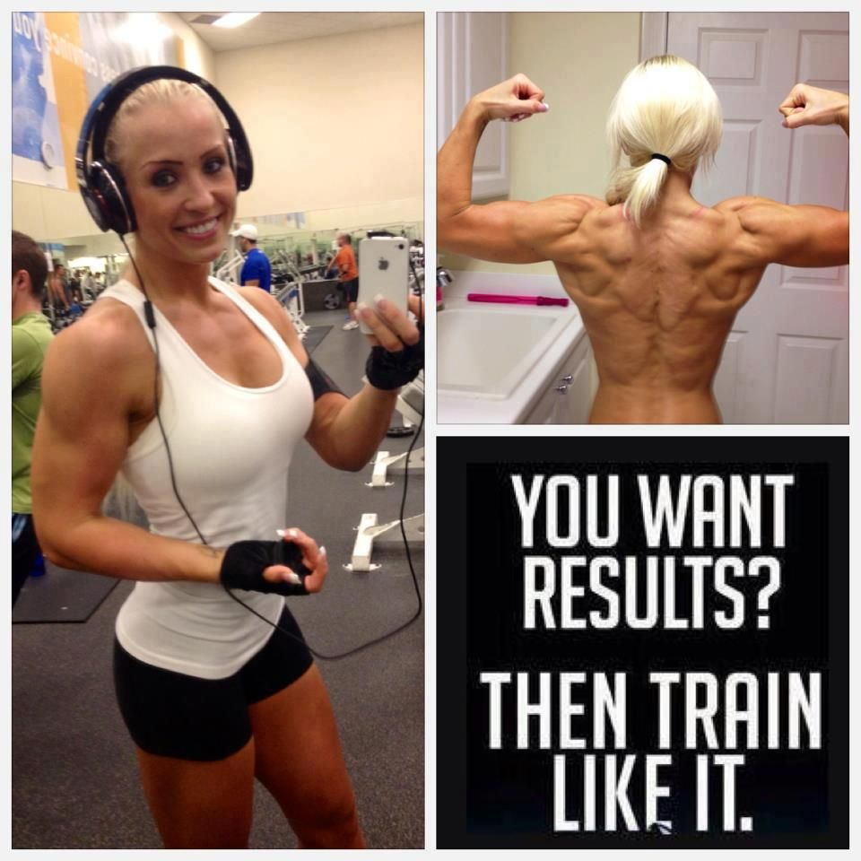 Want results?