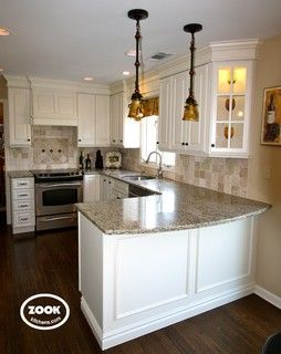 Incroyable Simple And Classic Cabinetry   Traditional   Kitchen   Newark   By Zook  Kitchens
