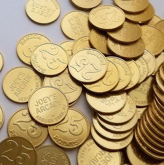 34++ Arcade coins info