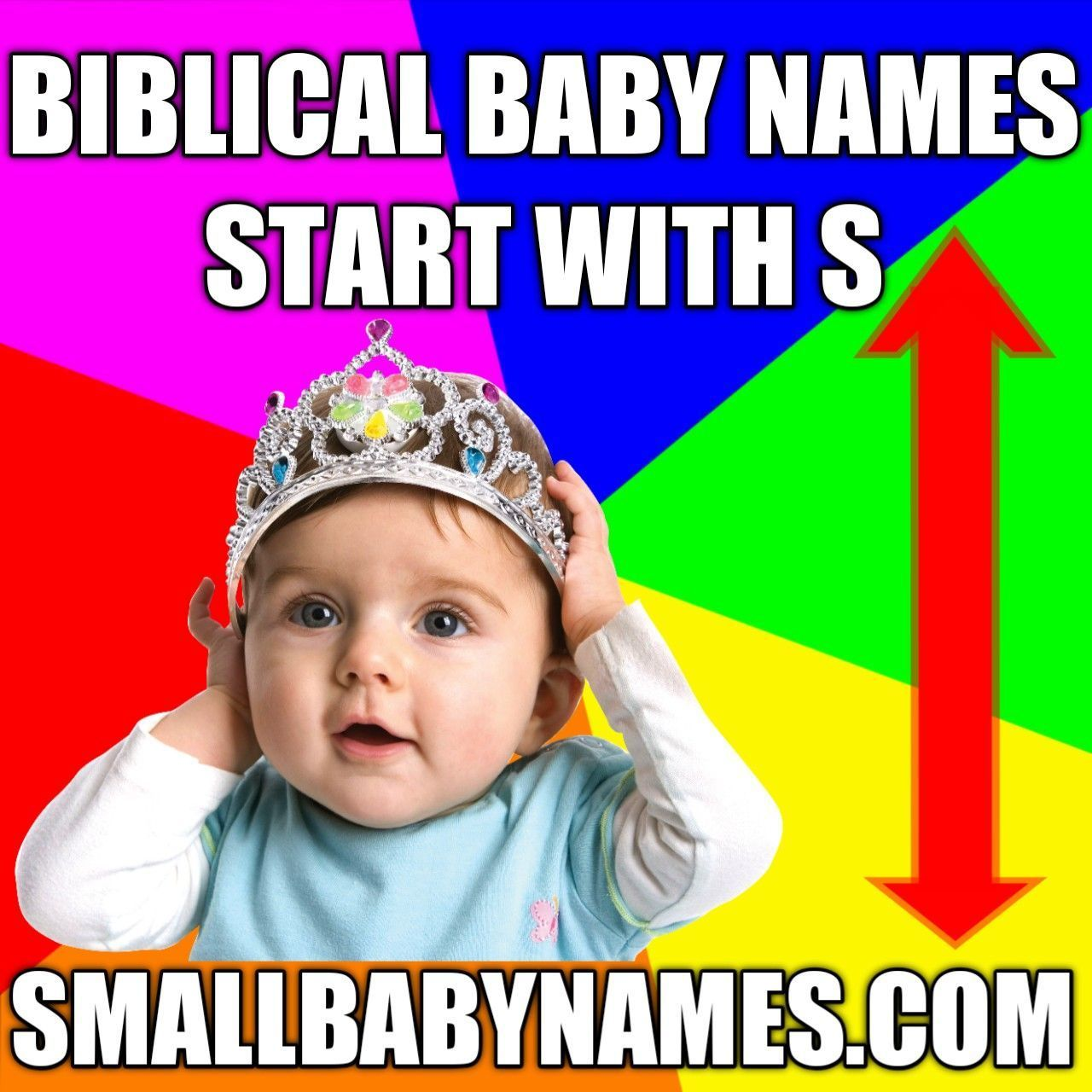 Biblical baby names starting with s #Baby #Biblical ...