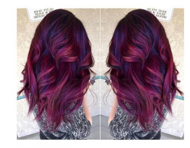 Modne Kolory Włosów 2016 Refleksy Sombre Kolorowe Ombre