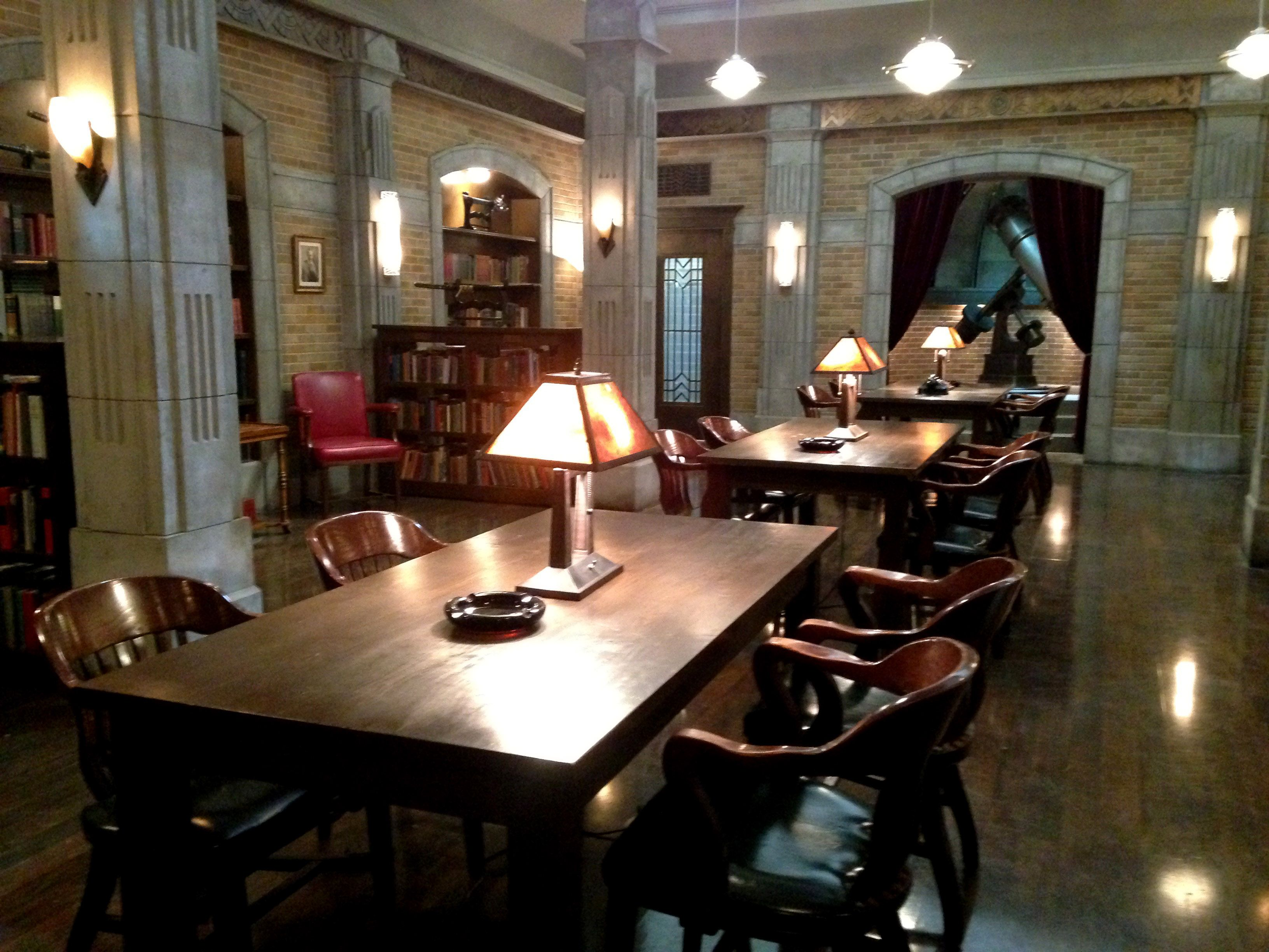 supernatural bunker library Google Search Supernatural