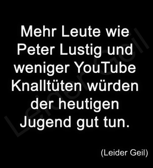 Peter Lustig Humor