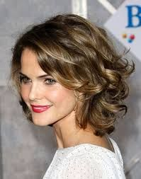 Medium Length Curly Hairstyles Fascinating Image Result For Medium Length Curly Hairstyles  Curly Hair
