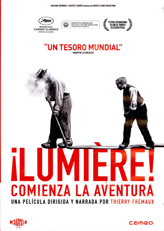 Lumiere Comienza La Aventura En 1895 Louis Y Auguste Lumiere
