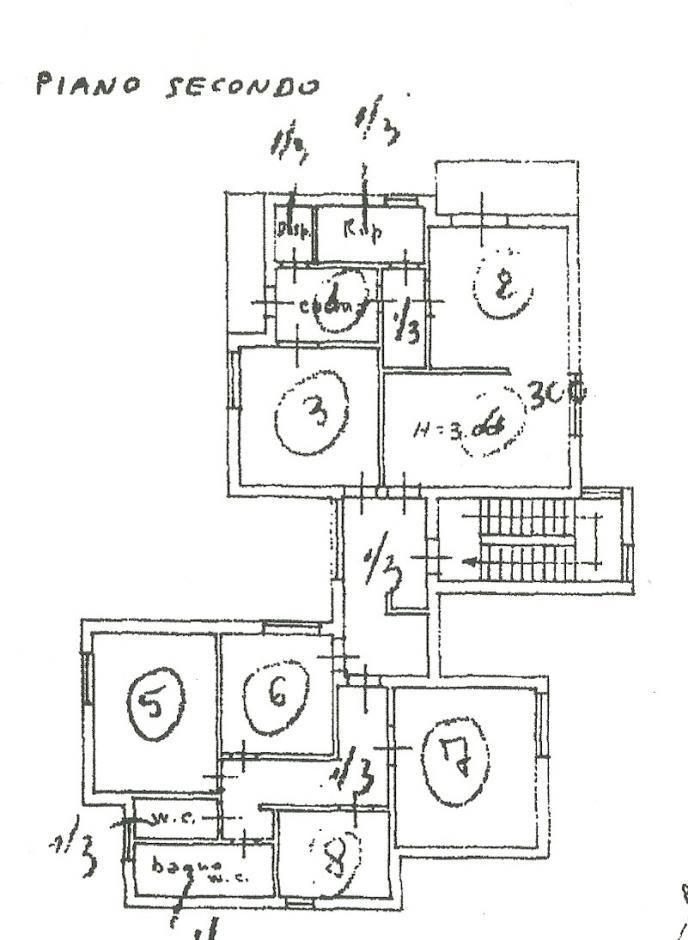 Vendita appartamento con giardino San Giuliano Terme