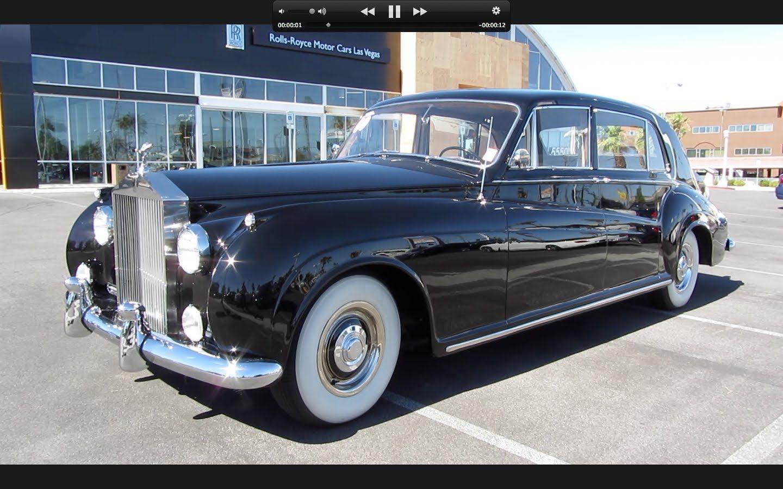 1960 Rolls Royce Phantom V Limousine w/ Body By James Young Start ...