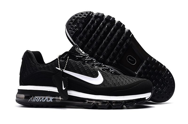 sale retailer 0f01f 2aa22 Men s Women s UK Nike Air Max 2017.5 KPU TPU Running Shoes Black White  849559-001 Trainers UK Sale