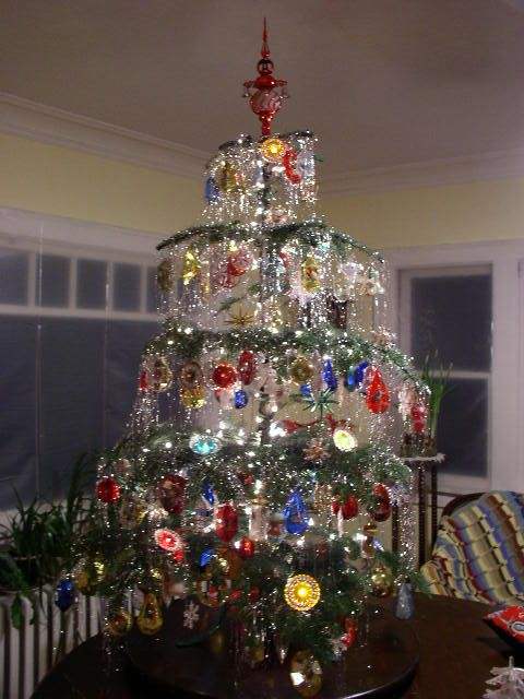 1960 S Christmas Tree 3 Christmas Tree Vintage Christmas