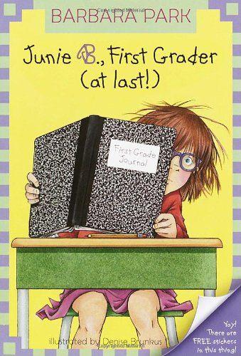 Junie B., First Grader (at Last!) (Junie B. Jones, No. 18) i swear i had every Junie B Jones book