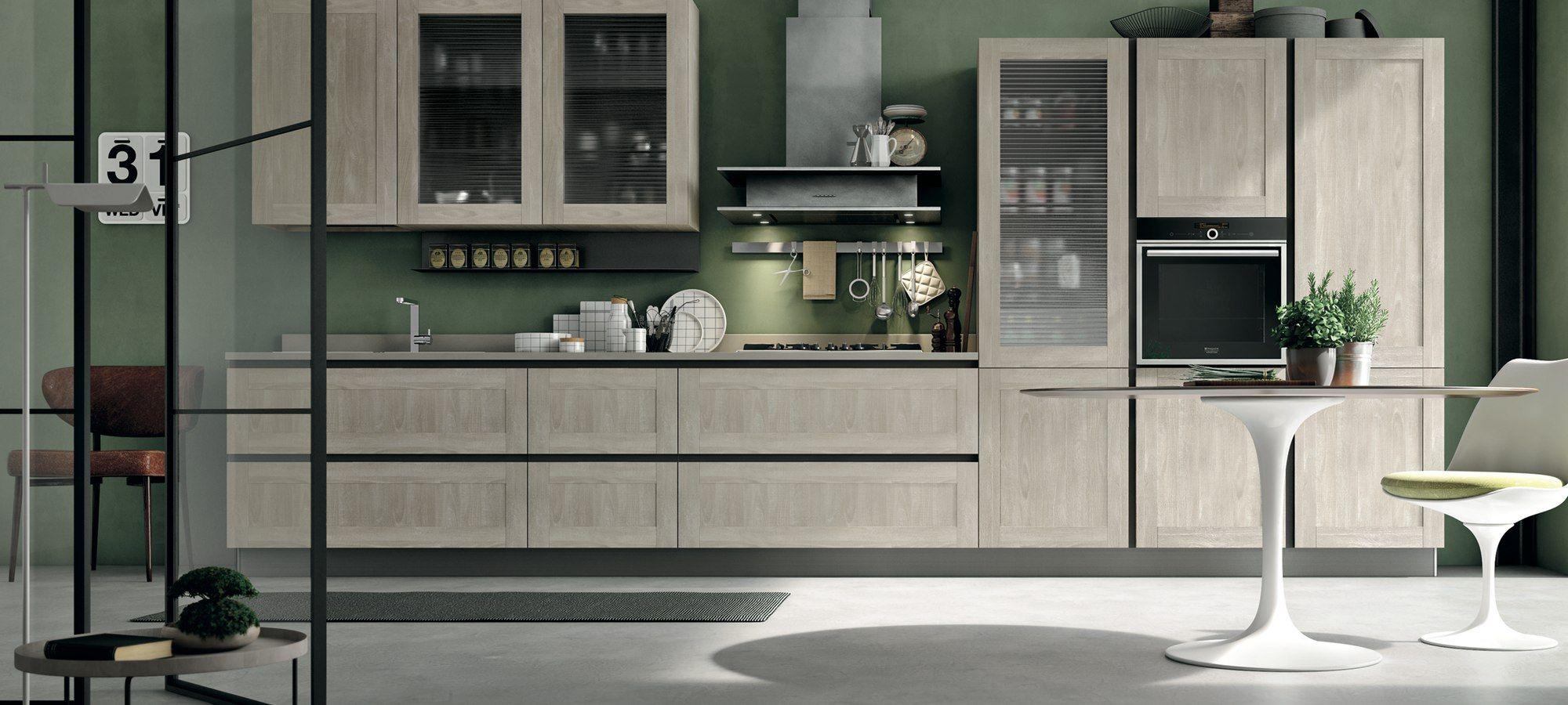 Cucine Moderne Stosa.Cucine Moderne Stosa Modello Cucina City 05 Arredamento