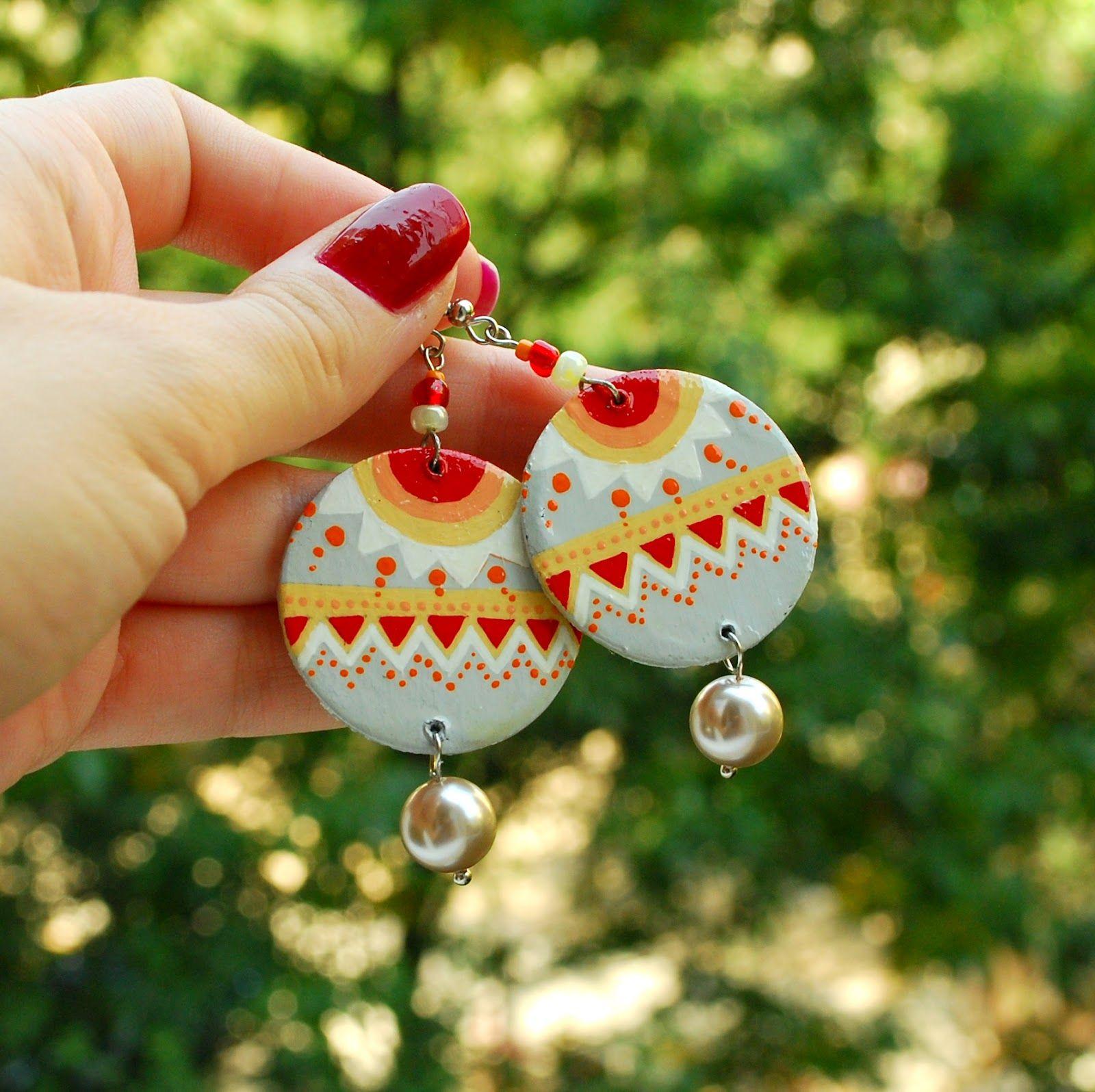 Pumpkin Design | Fabric jewelry, Handmade jewelry diy, Handmade fashion  jewelry