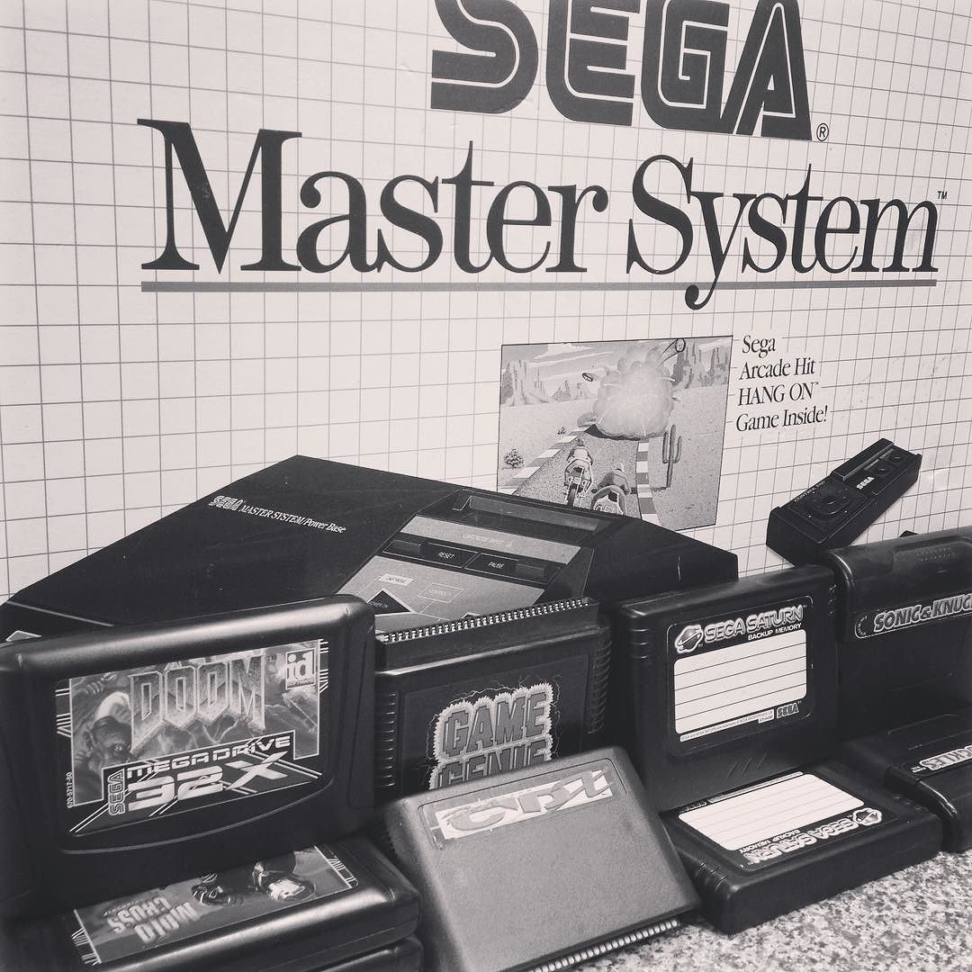 On instagram by regen_gaming_ltd #mastersystem #microhobbit (o) http://ift.tt/1M8scGR have some beautiful Sega stuff in stock! #regengamingnorwich #sega  #megacd #32x #segasaturn #sonic #sonicthehedgehog #retrogaming