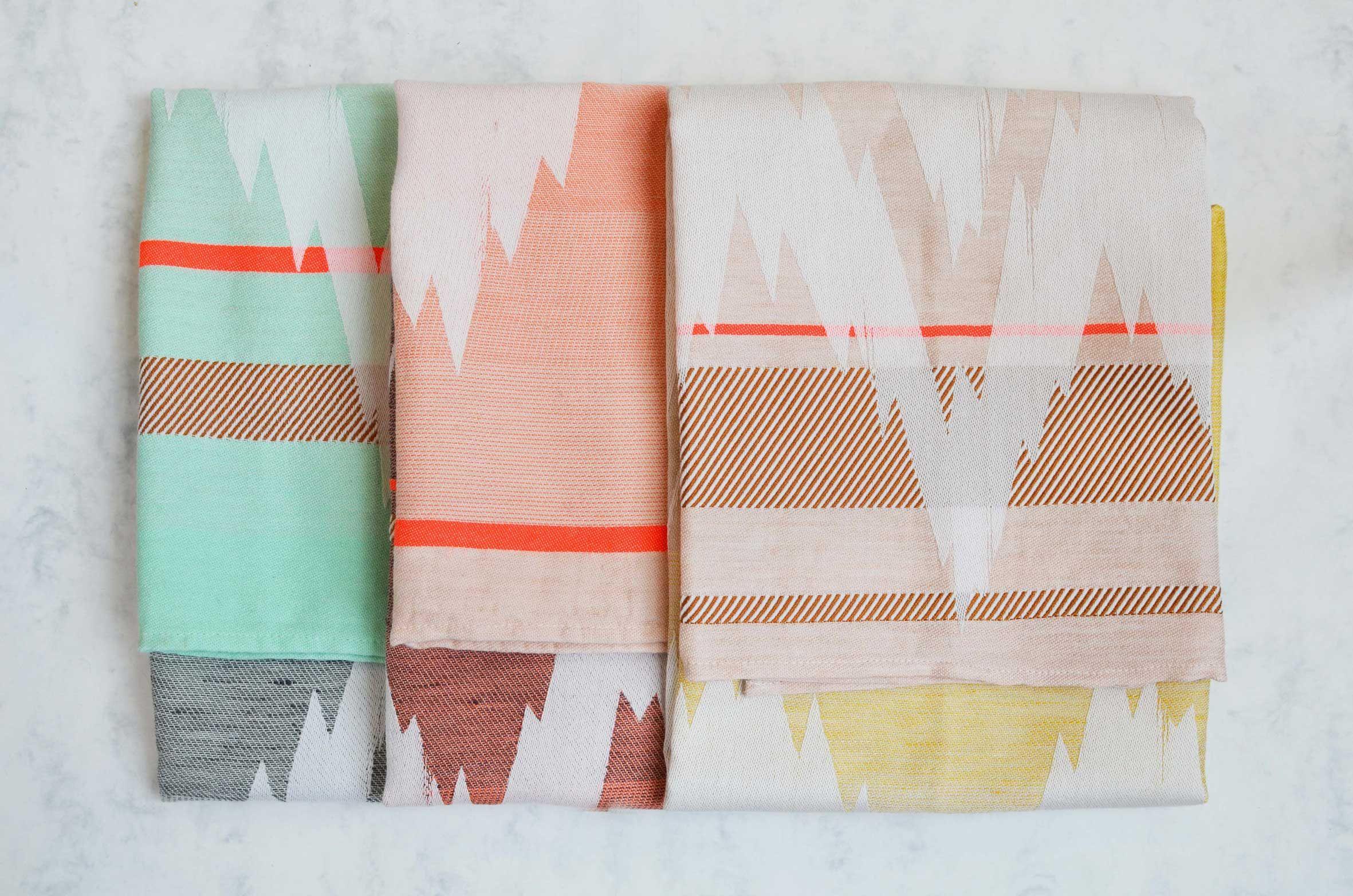 /// ISH. Tea Towel 03./01./02. by Mae Engelgeer www.mae-engelgeer.nl