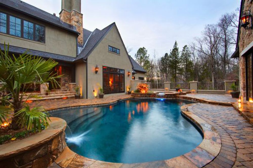 Pool and patio decorating ideas on a budget related post - Backyard pool ideas on a budget ...