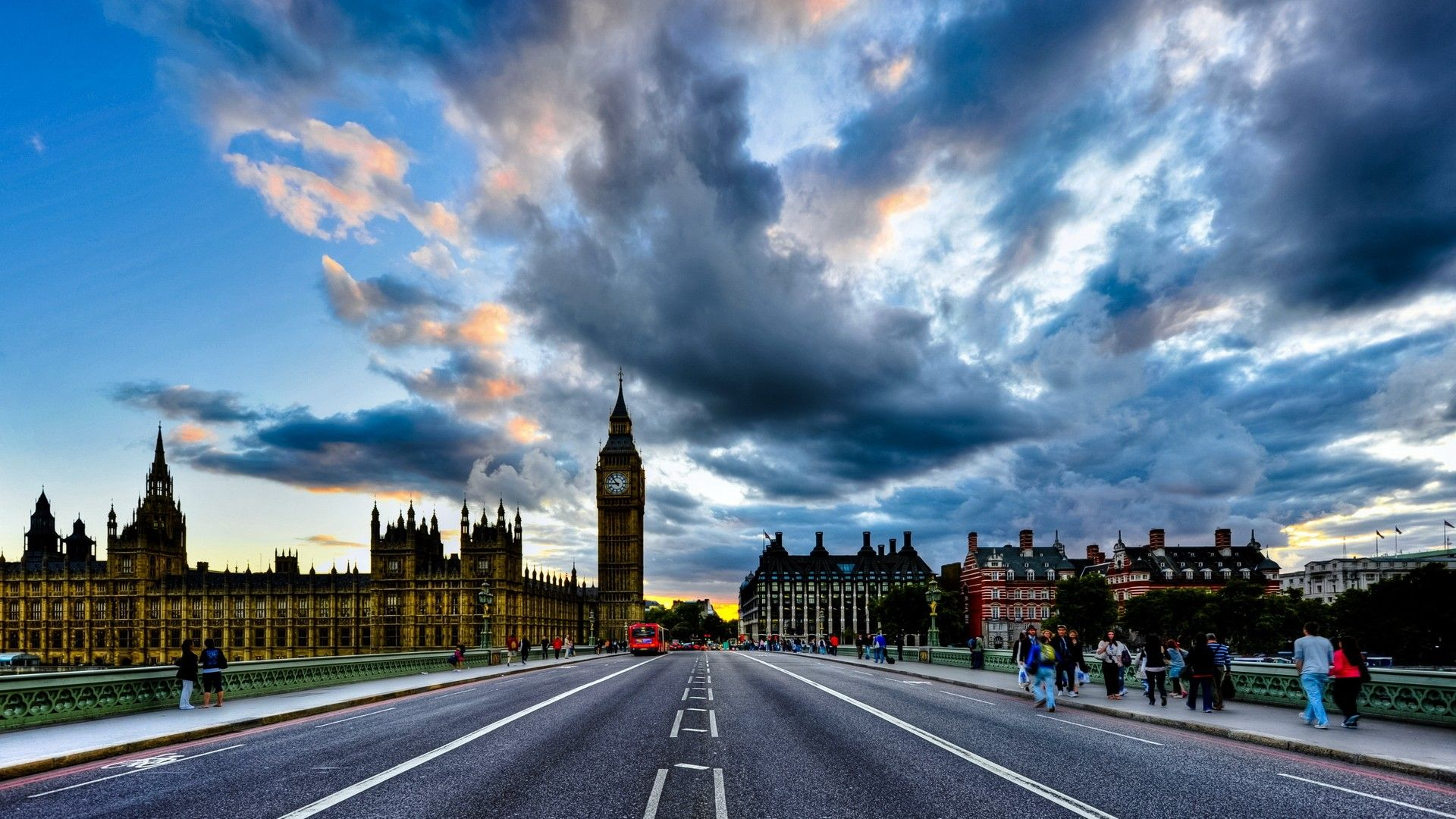 Free HD Wallpapers For Laptop | Pretty Pictures in 2019 | Bridge wallpaper, Big ben london ...