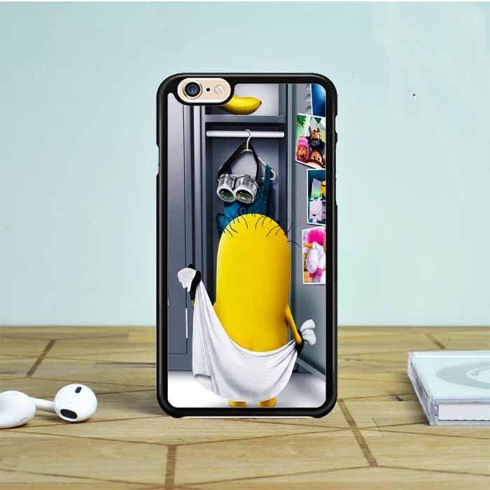 Minion Locker Room IPhone 6 Case Dewantary