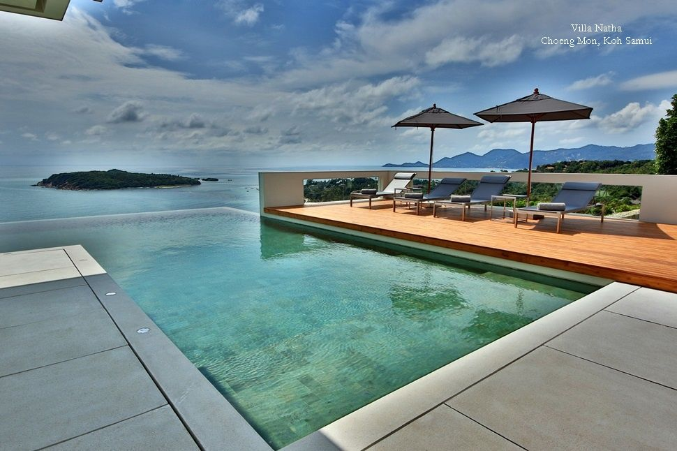 Villa Natha is a contemporary private hillside, provides a ... on Relaxed Outdoor Living id=38478