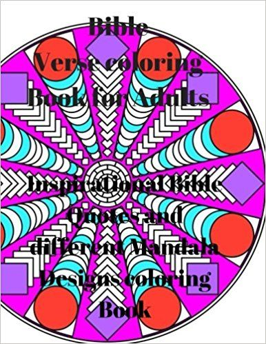 Amazon Bible Verse Coloring Book For AdultsInspirational