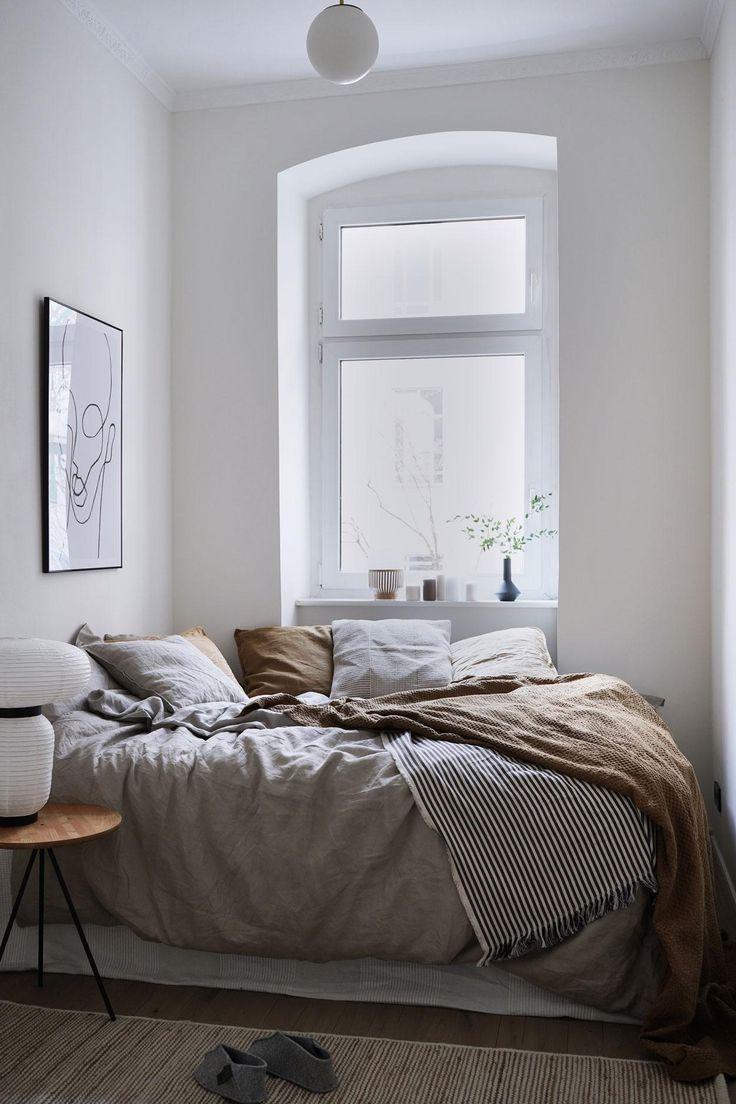 Photo of Bedroom in Berlin Kastanienallee 38 – #Berlin #Kastanienallee #scandinave # …