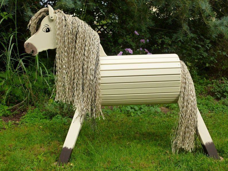 Holzpferd Pferd Voltigierpferd Pfer Holzpferd Kellerideenkinder Pfer Pferd Voltigie Holzpferd Holzpferd Garten Voltigierpferd